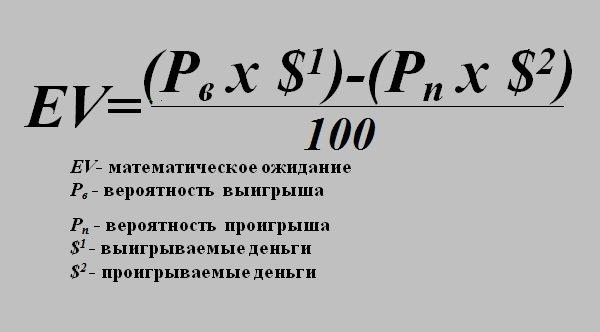 Формула EV - 1