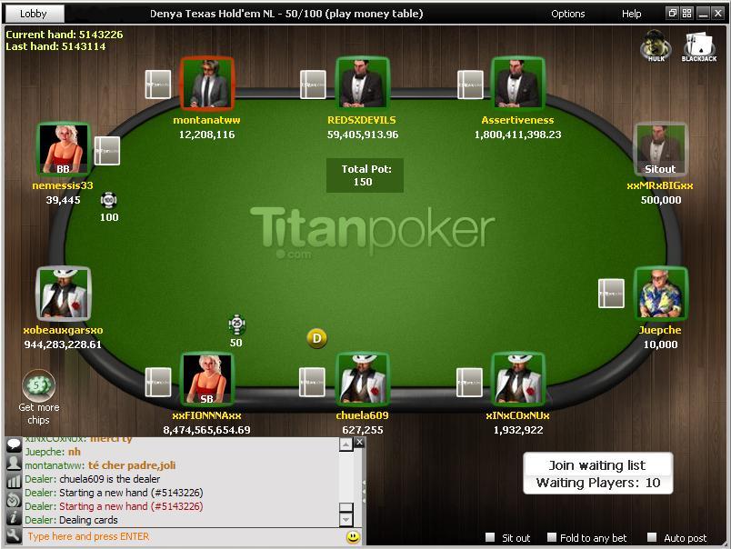 Титан Покер Официальный Сайт На Русском Скачать Бесплатно