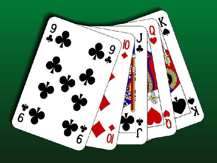 покер правила игры википедия