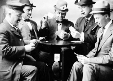 История возникновения игры покер