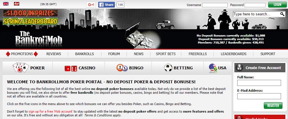 Пароль На Банкроллмоб Покер Старс