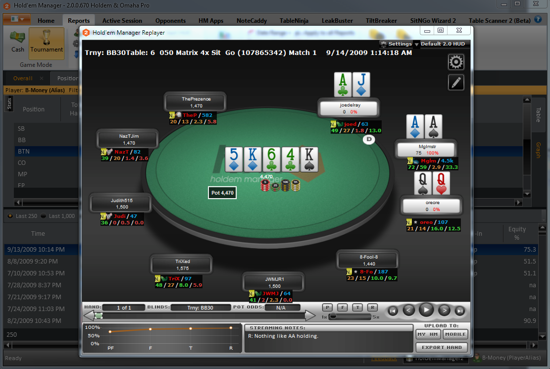 Holdem Manager 1