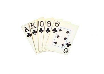 Комбинация Флеш в покере — составление, старшинство, розыгрыш