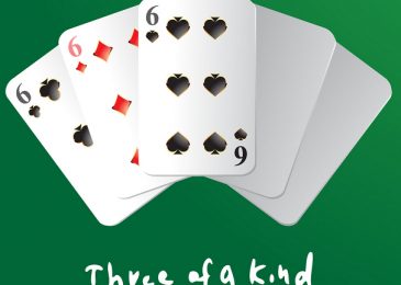 Комбинация Тройка в покере – Сет и Трипс