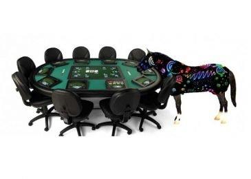 Подробные правила игры в покер ХОРСЕ (HORSE)