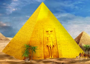 Акция «Золотая пирамида» на 888Poker – бесплатные билеты всеми игрокам!