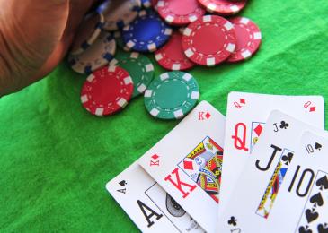 Выигрыш в покере – как определяется победитель