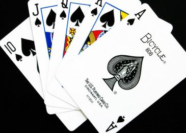 Бэд-бит в онлайн покере