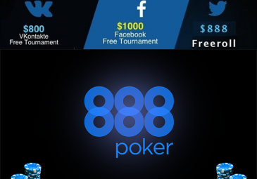 888poker twitter-fb-vk-freerolls