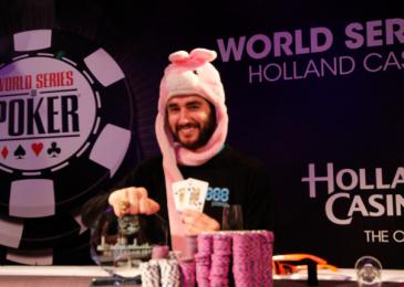 Главное событие WSOP Circuit в Роттердаме и €94,349 выиграл Бен Бенсимун