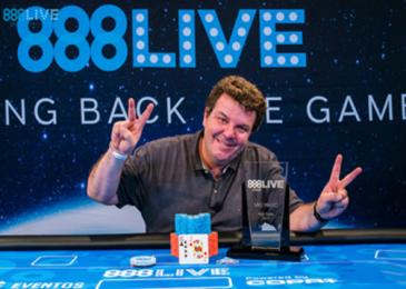 Фред Биттар выиграл $21.000 в хайроллере на 888Live Poker в Сан-Паулу