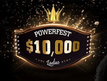 POWERFESTLadies Event PartyPoker