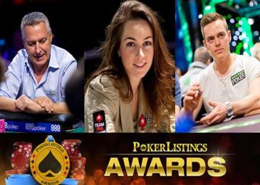 Объявлены победители PokerListings Spirit of Poker Awards 2017