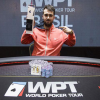 Рафаэль Францискитти выиграл первый турнир WPT в Латинской Америке
