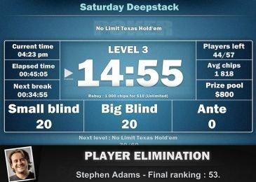 Poker Tournament Supervisor — скачать на ПК бесплатно пробную версию