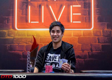Тимоти Чунг выиграл £76,500 в турнире Dusk Till Dawn 1.000