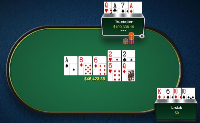 big pot high stack poker 16.09.2017
