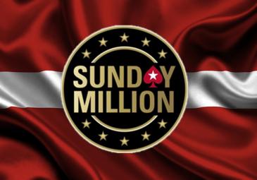 APonakov win Sunday Million