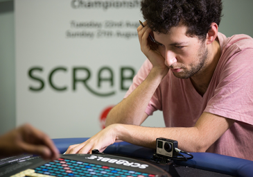 David Eldar win Scrabble World Champ