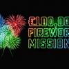 €100,000 миссиях Firework Missions в Titan Poker