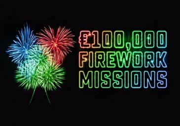 Fireworks Missions IPoker nov.2017