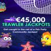 Fish Party Trawler Jackpot €45,000 в октябре на RedStarPoker