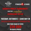 PokerStars провели благотворительный турнир в помощь жертвам урагана Ирма