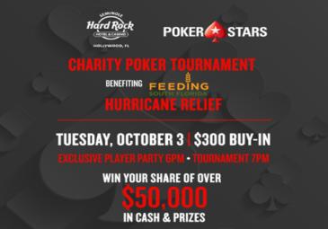 Hurricane IRMA Charity Event