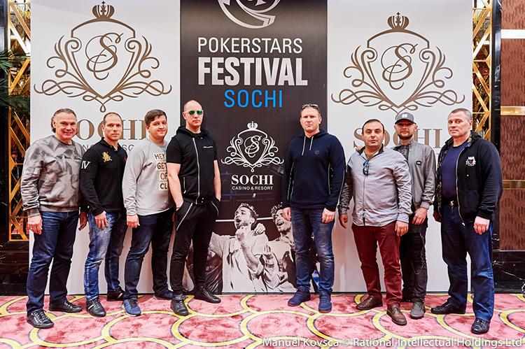 PokerStars Festival High Roller #14 final table