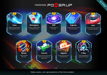 Power UP and Poker Pro