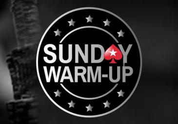 Sunday Warm-Up win SENSIMIL1