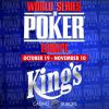 Стартовала World Series of Poker Europe (WSOPE) 2017 в чешском Розвадове