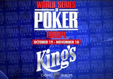 World Series of Poker Europe (WSOPE) 2017