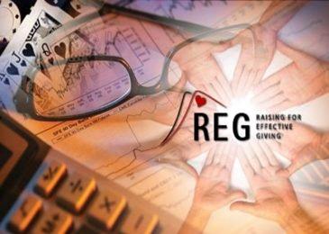 Matching Challenge — благотворительный челлендж от REG