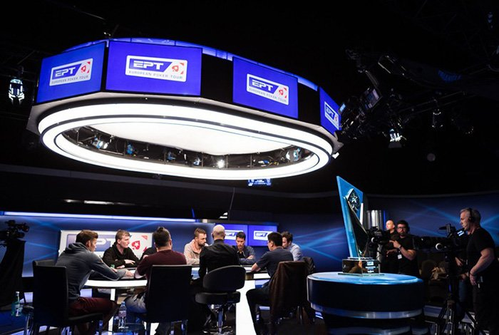 €5,300 EPT Main Event final table