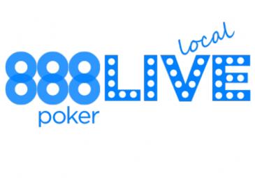 888 poker Live 2018