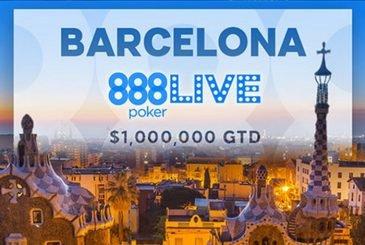 888poker Barcelona