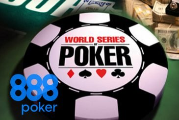 888poker WSOP 2018 satellite