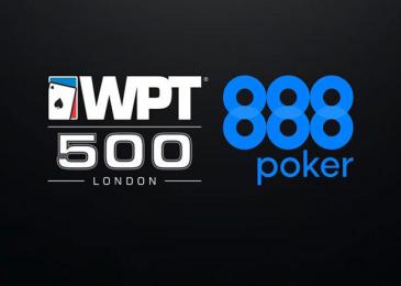 888poker возвращает в Англию WPT500