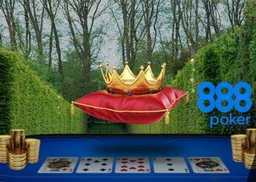 С 7 августа на 888poker начнется акция «Seize the Crown»