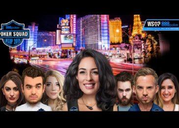 888poker Squad – новая акция «восьмерок» к юбилейному WSOP 2019
