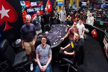APPT Macau Super High Roller final table