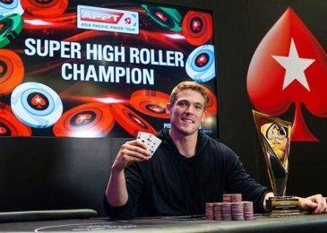 Алекс Фоксен выиграл $964,000 в супер хайроллере серии APPT