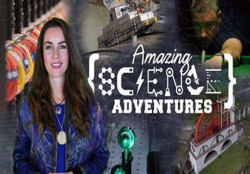Amazing Science Adventures with Liv Boeree