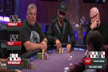 Antonio Esfandiari Poker After Dark - Wins $283k Pot