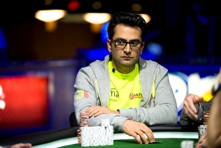 Антонио Эсфандиари - кандидат в Зал Славы покера