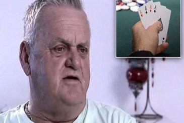 Australian Man Loses Pension in $200,000 Poker