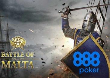 Выиграй путевку на Мальту вместе с 888poker