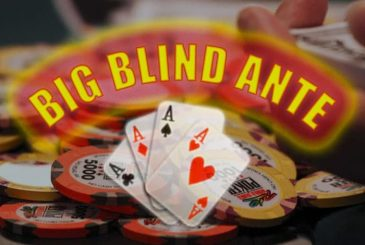 Big Blind Ante