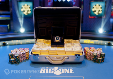 Big One for One Drop $1mln buy-in return